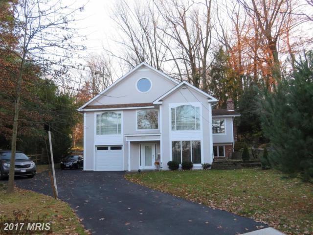 8400 Thornden Terrace, Bethesda, MD 20817 (#MC10115442) :: Eng Garcia Grant & Co.