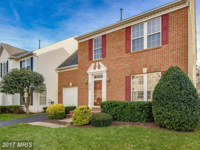 210 Church Gate Lane, Gaithersburg, MD 20878 (#MC10115552) :: Dart Homes