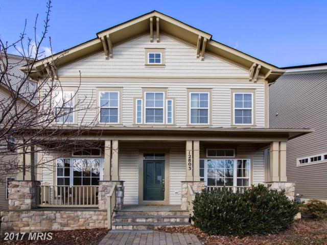 12803 Clarksburg Square Road, Clarksburg, MD 20871 (#MC10115962) :: Dart Homes