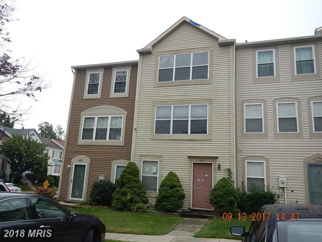 4271 Cloudberry Court, Burtonsville, MD 20866 (#MC10116445) :: Pearson Smith Realty