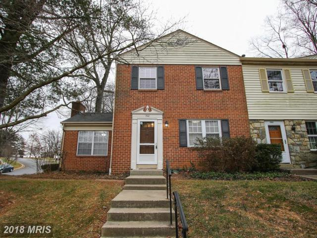 700 College Parkway #3, Rockville, MD 20850 (#MC10119052) :: Pearson Smith Realty