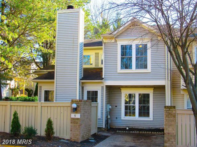 9 Drexel Hill Court, Montgomery Village, MD 20886 (#MC10120057) :: Pearson Smith Realty