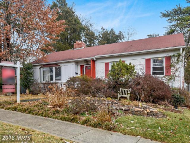 9609 Wadsworth Drive, Bethesda, MD 20817 (#MC10122544) :: Pearson Smith Realty