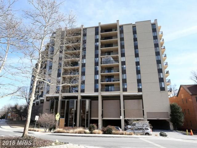4242 East West Highway #1120, Chevy Chase, MD 20815 (#MC10122784) :: Long & Foster