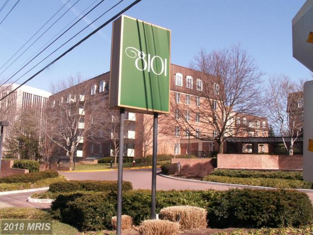 8101 Connecticut Avenue N-608, Chevy Chase, MD 20815 (#MC10125512) :: Pearson Smith Realty