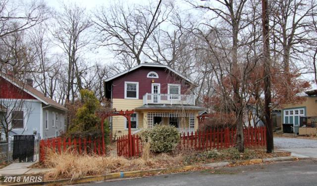 7316 Flower Avenue, Takoma Park, MD 20912 (#MC10131668) :: The Withrow Group at Long & Foster