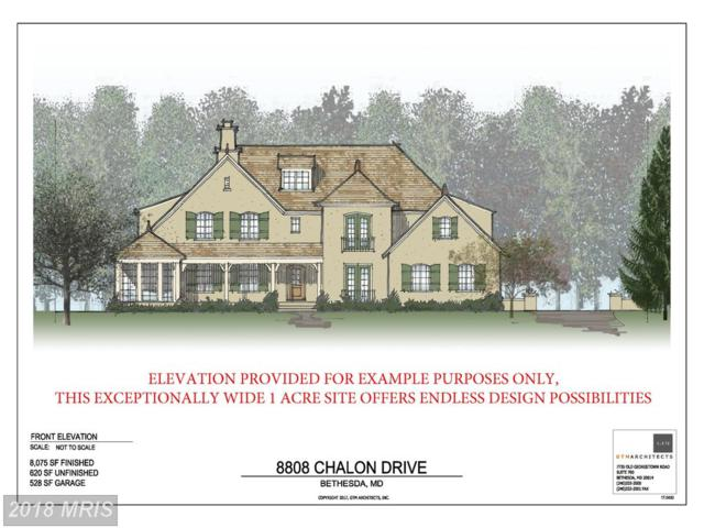 8808 Chalon Drive, Bethesda, MD 20817 (#MC10140915) :: The Speicher Group of Long & Foster Real Estate