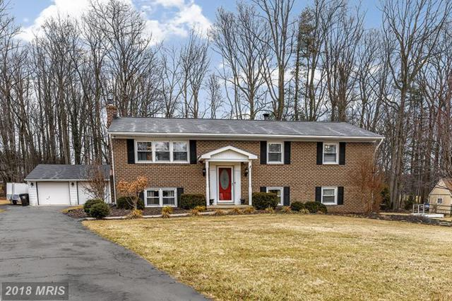 8705 Woodfield Court, Gaithersburg, MD 20882 (#MC10153128) :: The Gus Anthony Team