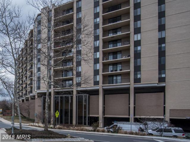 4242 East West Highway #515, Chevy Chase, MD 20815 (#MC10157429) :: Dart Homes