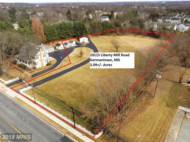 19115 Liberty Mill Road, Germantown, MD 20874 (#MC10159132) :: The Maryland Group of Long & Foster