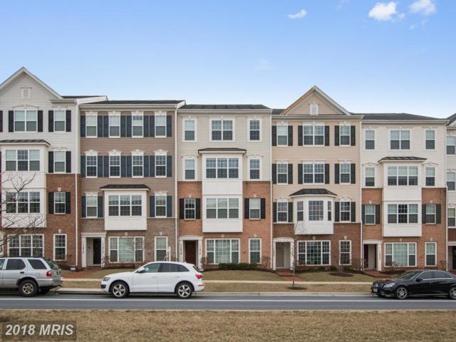 11918 Little Seneca Parkway #2452, Clarksburg, MD 20871 (#MC10169892) :: Dart Homes