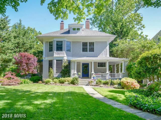 4709 Cumberland Avenue, Chevy Chase, MD 20815 (#MC10182569) :: The Foster Group