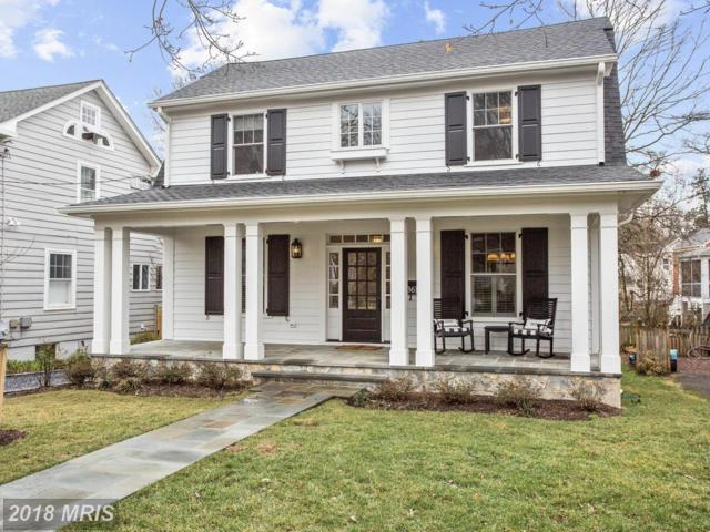 3612 Thornapple Street, Chevy Chase, MD 20815 (#MC10182816) :: The Foster Group