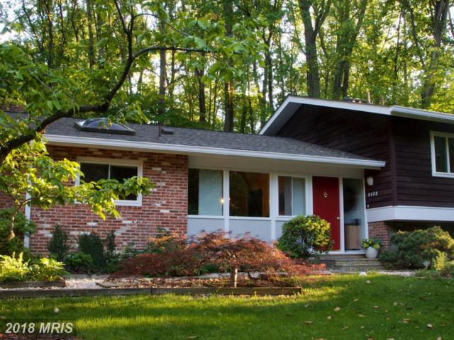 8408 Peck Place, Bethesda, MD 20817 (#MC10184312) :: The Foster Group