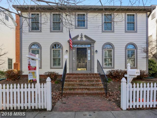 616 Kent Oaks Way, Gaithersburg, MD 20878 (#MC10213467) :: Dart Homes