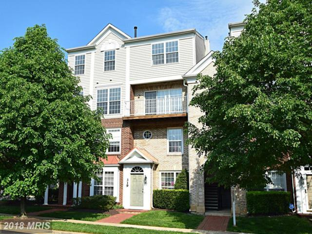 317 Prettyman Drive A, Rockville, MD 20850 (#MC10218740) :: Dart Homes