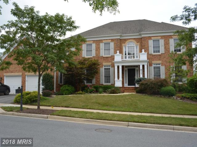 617 Oak Knoll Terrace, Rockville, MD 20850 (#MC10229550) :: Bob Lucido Team of Keller Williams Integrity