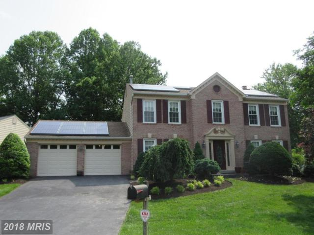 1 Galesville Court, Gaithersburg, MD 20878 (#MC10246469) :: The Sebeck Team of RE/MAX Preferred