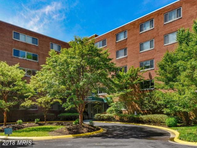 5100 Dorset Avenue #506, Chevy Chase, MD 20815 (#MC10248817) :: The Withrow Group at Long & Foster