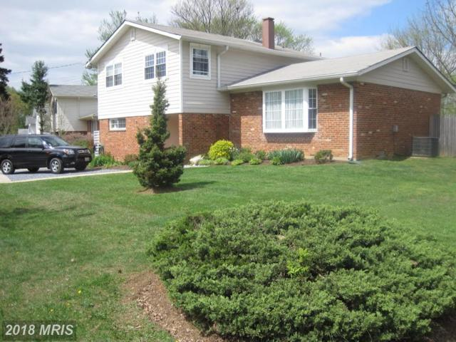 4901 Aspen Hill Road, Rockville, MD 20853 (#MC10266817) :: The Maryland Group of Long & Foster
