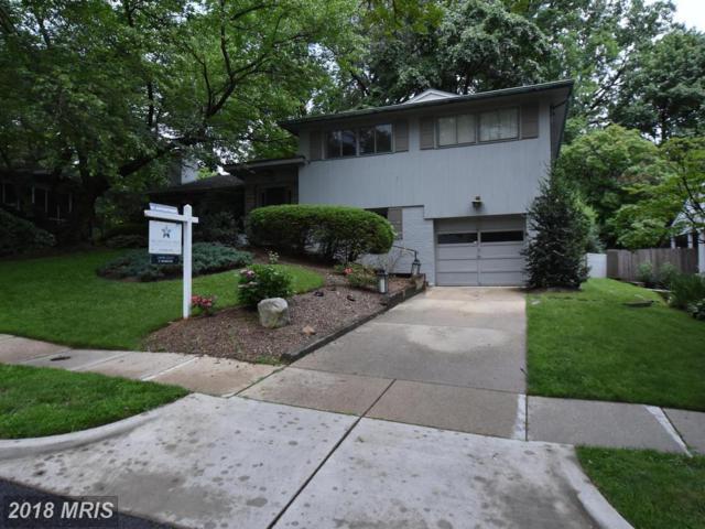 5513 Greystone Street, Chevy Chase, MD 20815 (#MC10267031) :: Bob Lucido Team of Keller Williams Integrity
