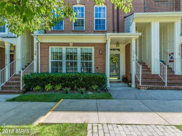 339 Cross Green A, Gaithersburg, MD 20878 (#MC10268190) :: The Gus Anthony Team