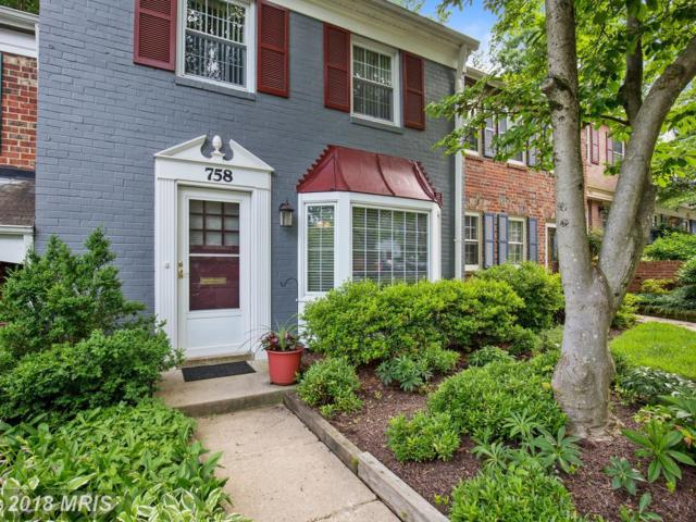 758 Azalea Drive #13, Rockville, MD 20850 (#MC10268678) :: Keller Williams Pat Hiban Real Estate Group