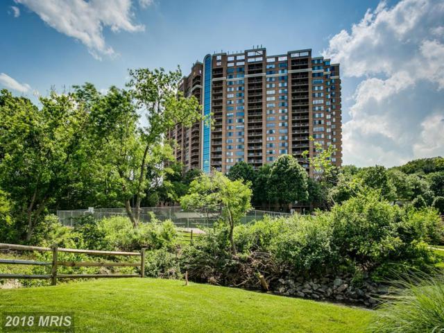 10101 Grosvenor Place #1517, Rockville, MD 20852 (#MC10292178) :: Bob Lucido Team of Keller Williams Integrity