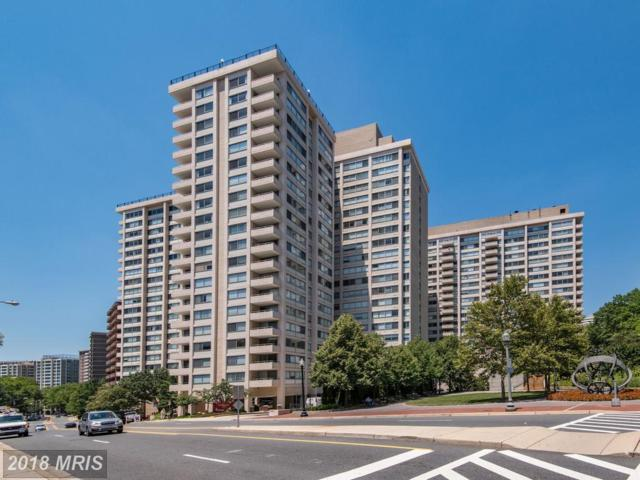 4515 Willard Avenue 2321S, Chevy Chase, MD 20815 (#MC10294971) :: SURE Sales Group