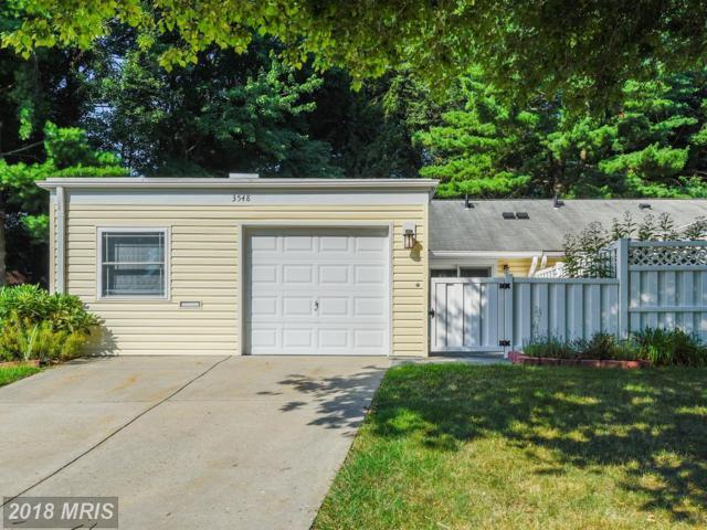 3548 Fiske Terrace 147-A, Silver Spring, MD 20906 (#MC10297875) :: Keller Williams Pat Hiban Real Estate Group