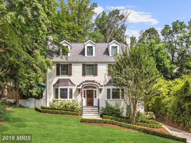 3307 Woodbine Street, Chevy Chase, MD 20815 (#MC10302358) :: The Daniel Register Group