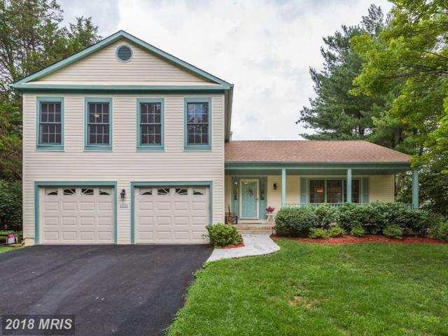 14752 Rolling Green Way, North Potomac, MD 20878 (#MC10308633) :: Dart Homes