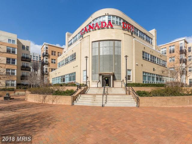 1201 East West Highway #453, Silver Spring, MD 20910 (#MC10314561) :: Pearson Smith Realty