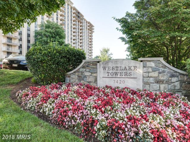 7420 Westlake Terrace #1005, Bethesda, MD 20817 (#MC10318211) :: SURE Sales Group