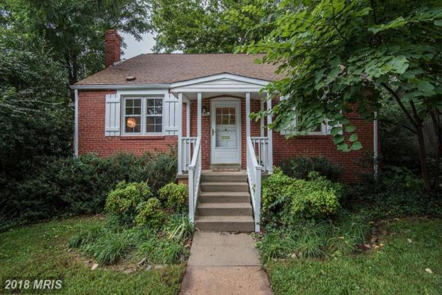 228 Grant Avenue, Takoma Park, MD 20912 (#MC10350797) :: Colgan Real Estate