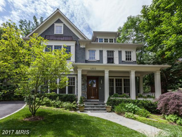 4822 Drummond Avenue, Chevy Chase, MD 20815 (#MC9938146) :: LoCoMusings
