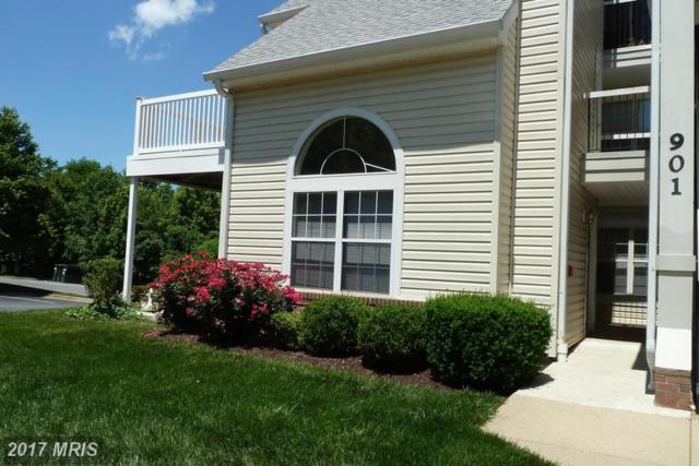 901 Hillside Lake Terrace #610, Gaithersburg, MD 20878 (#MC9963363) :: LoCoMusings