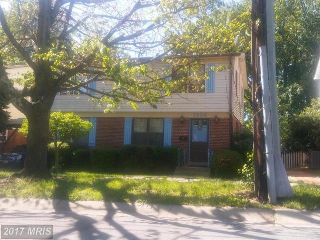 1506 Wheaton Lane, Silver Spring, MD 20902 (#MC9965517) :: LoCoMusings