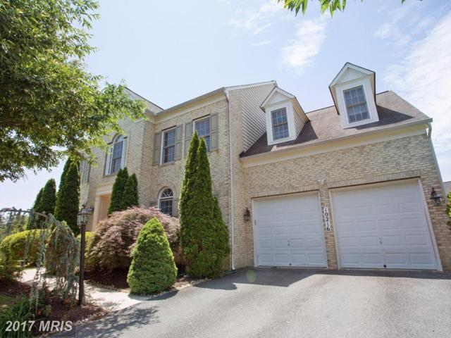 10216 Silver Bell Terrace, Rockville, MD 20850 (#MC9978952) :: Pearson Smith Realty