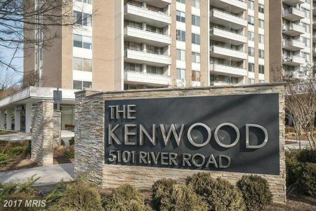 5101 River Road #502, Bethesda, MD 20816 (#MC9980491) :: LoCoMusings