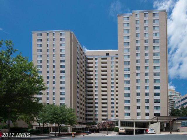 4601 N Park Avenue 1002B, Chevy Chase, MD 20815 (#MC9988338) :: LoCoMusings