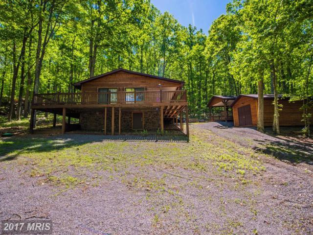 384 Seneca Ridge Road, Great Cacapon, WV 25422 (#MO9936440) :: LoCoMusings
