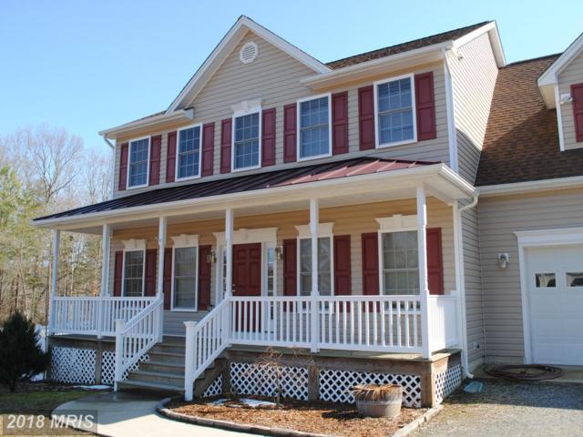 33190 Colonial Lane, Locust Grove, VA 22508 (#OR10152720) :: Green Tree Realty