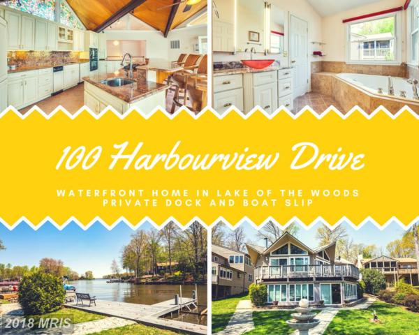 100 Harbourview Drive, Locust Grove, VA 22508 (#OR10225885) :: The Crews Team