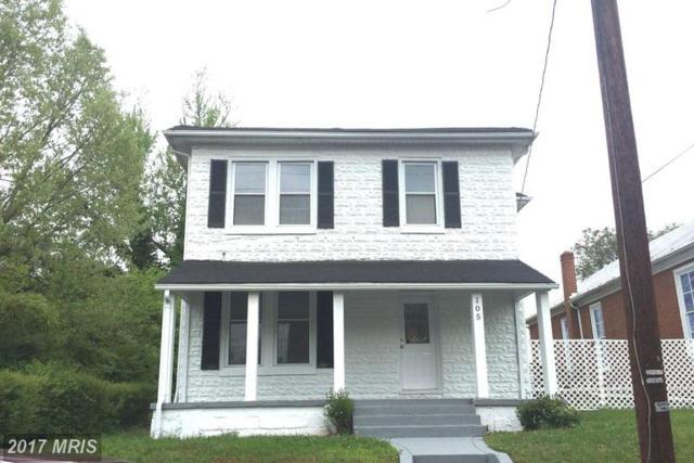 105 Church Street E, Orange, VA 22960 (#OR9925158) :: LoCoMusings