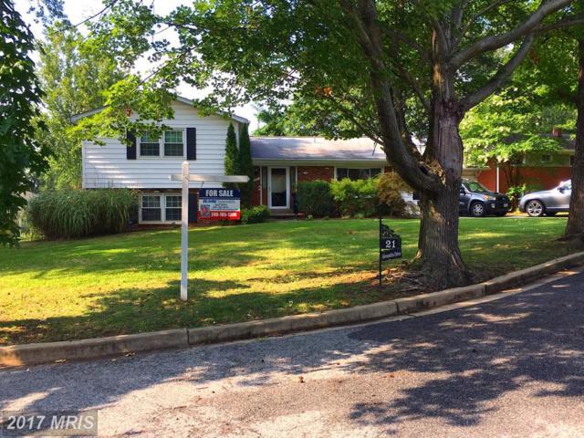 21 Alexandria Drive, Oxon Hill, MD 20745 (#PG10005205) :: Pearson Smith Realty