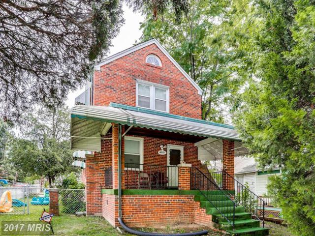 4337 Southern Avenue, Capitol Heights, MD 20743 (#PG10024710) :: Pearson Smith Realty