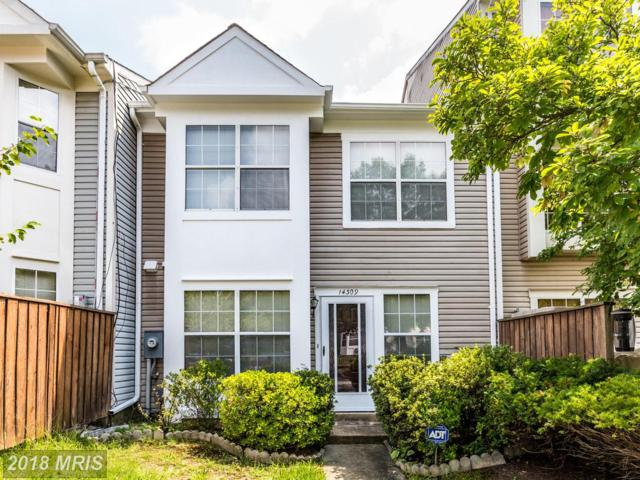 14309 Dover Court, Laurel, MD 20707 (#PG10030419) :: Pearson Smith Realty