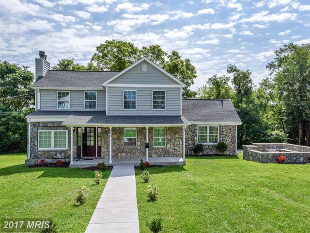 610 10TH Street, Laurel, MD 20707 (#PG10040633) :: Pearson Smith Realty