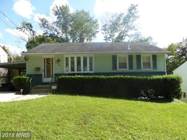 7221 Patterson Street, Lanham, MD 20706 (#PG10051180) :: Pearson Smith Realty